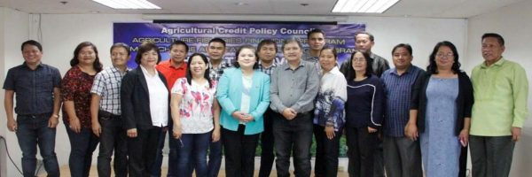 DA-ACPC turns over P90 M to Cooperative Banks for Climate Change Adaptation Financing Program