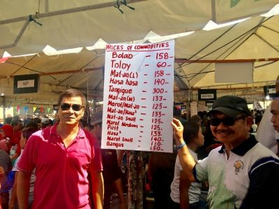 Bohol Fish Market Price List