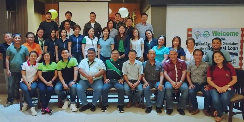 Participants during the Regional Agri-Credit Orientation and Creation of Regional and Provincial Loan Facilitation Teams in Butuan City on January 16-17, 2019.